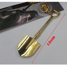 Tomb Notes weapon key chain