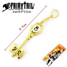 Fairy Tail Taurus key chain