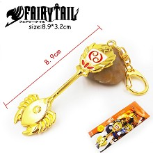Fairy Tail Cancer key chain