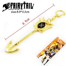 Fairy Tail Pisces key chain