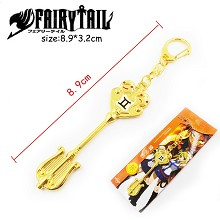 Fairy Tail Gemini key chain