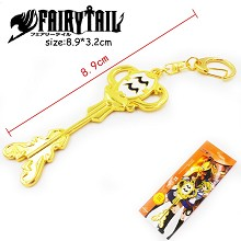 Fairy Tail Aquarius key chain