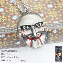 Saw necklace