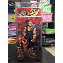 7inches NECA Street Fighter figure