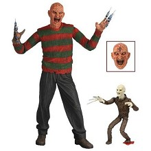 7inches NECA Freddy Syringe Hands figure