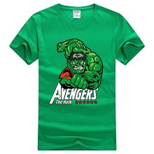 The Hulk t-shirt