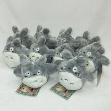 4inches totoro plush dolls set(10pcs)