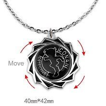 Detective conan necklace