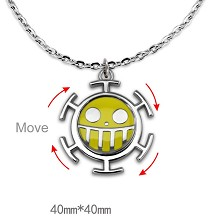 One Piece Law necklace