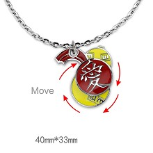 Naruto Gaara necklace