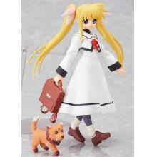 Magical Girl Lyrical Nanoha anime figure figma 062