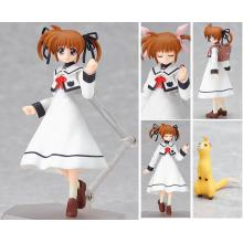 Magical Girl Lyrical Nanoha anime figure figma SP007
