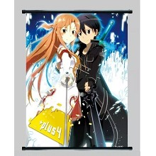 Sword Art Online anime wallscroll 2217