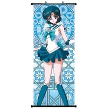 Sailor Moon anime wallscroll 3764