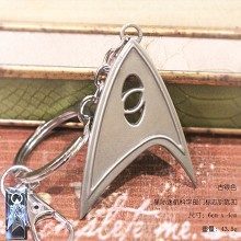 Star Trek key chain