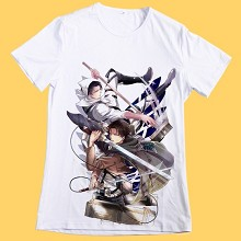 Attack on Titan micro fiber t-shirt CBTX062