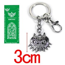 The Legend of Zelda key chain