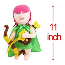 11inches Clash of Clans plush doll
