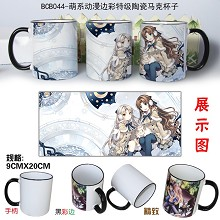 The anime ceramic mug cup BCB044