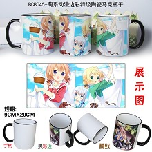 The anime ceramic mug cup BCB045