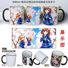 The anime ceramic mug cup BCB046