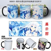 The anime ceramic mug cup BCB051