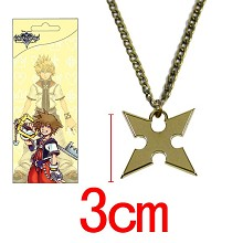 Kingdom of Hearts necklace