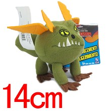 5inches How to Train Your Dragon plush doll
