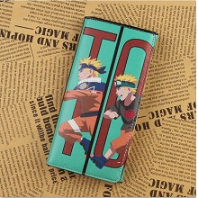 Naruto pu long wallet