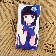 The anime pu long wallet