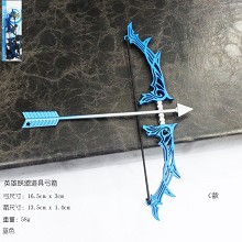League of Legends cos weapon