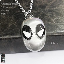Deadpool necklace