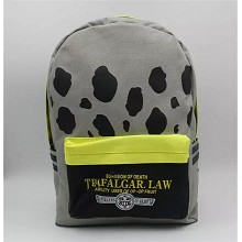 One Piece Law backpack bag