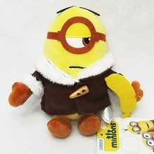 6inches Despicable Me plush doll