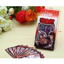 Kiseiju poker playing card