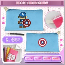 Captain America pen bag BD002