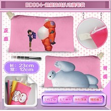 Big hero 6 pen bag BD004