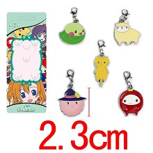 Love Live!key chains set