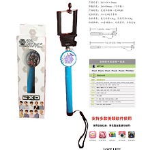 EXO Wired Selfie Stick Handheld Monopod Extendable...