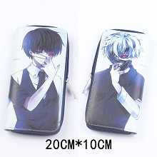Tokyo ghoul anime pu long wallet/purse