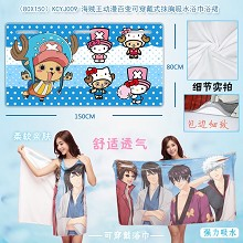 One Piece bath towel(80X150)KCYJ009