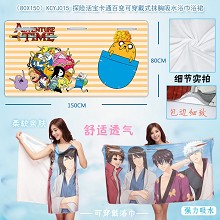 Adventure Time bath towel(80X150)KCYJ015