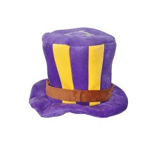 League of Legends cosplay plush hat
