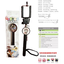 Monster Hunt Wired Selfie Stick Handheld Monopod Extendable For Phone