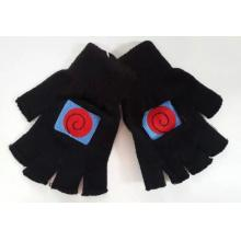 Naruto anime cotton gloves