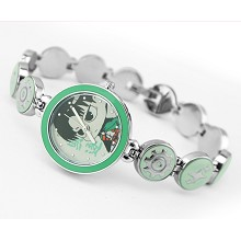 Attack on Titan anime bracelet watch