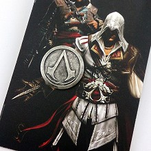 Assassin's Creed pin brooch