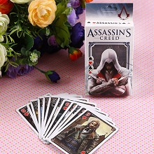 Assassin's Creed poker playing card