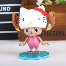 One Piece KT Chopper anime figure