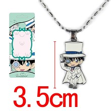Detective conan anime necklace
